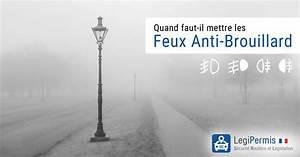 Feux Anti Brouillard : feux de brouillard avant et arri re quand sont ils obligatoires legipermis ~ Gottalentnigeria.com Avis de Voitures