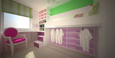 Kinderzimmer Bett Gestalten by Kinderzimmer Gestalten Schranksysteme