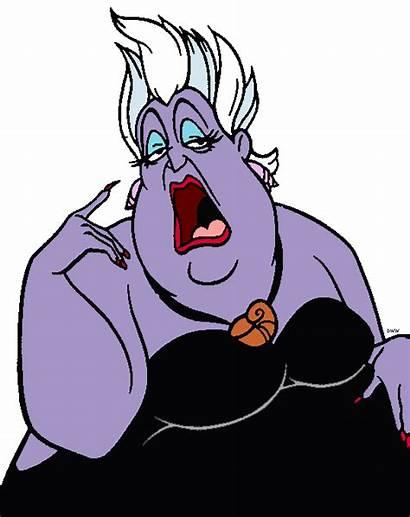 Ursula Disney Villains Clipart Vanessa Villain Necklace