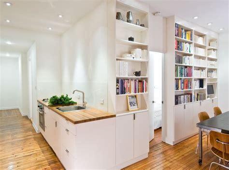 Kleine Wohnung Einrichten Intelligente Wände
