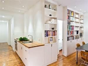 Apartment Einrichten Ideen : kleine wohnung einrichten intelligente w nde einrichtung pinterest kleine wohnung ~ Markanthonyermac.com Haus und Dekorationen