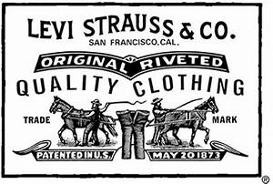 The Origin of Levi's Denim Blue Jeans - Levi Strauss ...