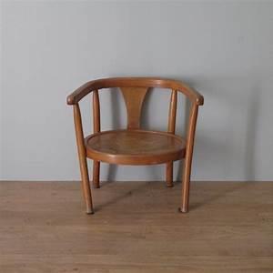 Petit Fauteuil Pour Enfant : chaise enfant en bois baumann ~ Teatrodelosmanantiales.com Idées de Décoration