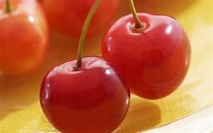 Red juicy cherries HD wallpaper | HD Latest Wallpapers