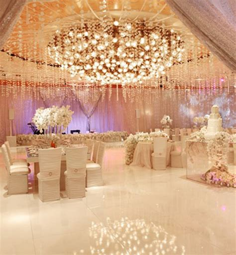 luxury wedding reception   perfect  awesome