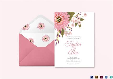 28+ Creative Wedding Invitation Cards You Need to See for