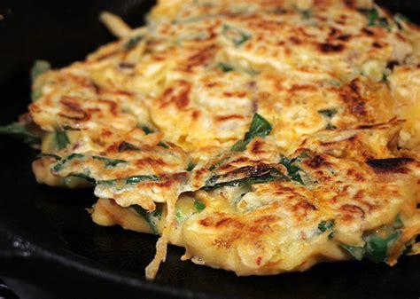 cuisine coreene clătite coreene hallyudex