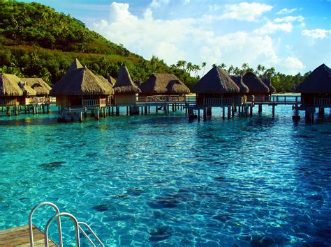 Moorea French Polynesia Beautiful Places To