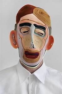 Bertjan, Pot, U2013, Handcrafted, Rope, Masks