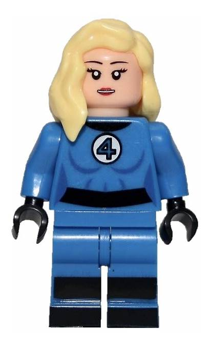Invisible Lego Woman Customs Dimensions