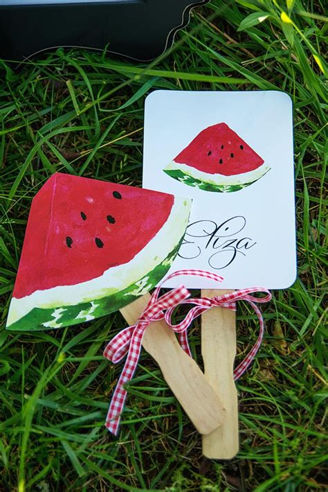 kara 39 s party ideas watermelon fruit summer girl 1st kara 39 s party ideas watermelon picnic party with such