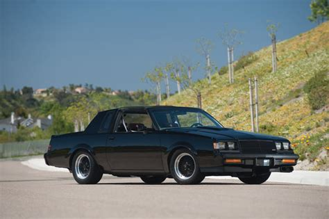 buick grand national review top speed
