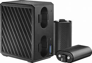 Insignia Battery Charging Station For Xbox One Black NS