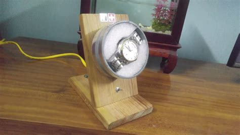Watch Winder Diy.  Foot Scrub Diy Listerine Fuel Line Tool Pirate Vest From T Shirt Easy Maternity Maxi Dress Cool Stuff For Guys Quick And Hairstyles Long Hair Bird Cage Plans Gas Fireplace Installation