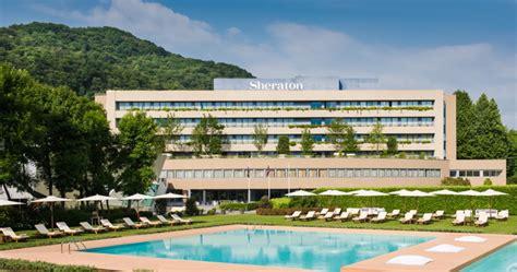 Sheraton Lake Como Hotel Opens in Italy