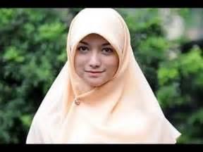 kreasi hijab wisuda ala citra kirana rabbani youtube