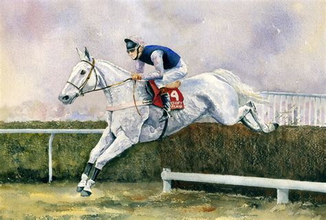 desert orchid ukwatercolours