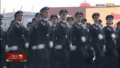 China Parade Military Force National Chinese Pla