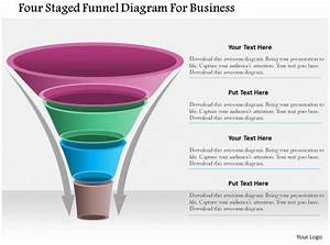 30758708 Style Layered Funnel 4 Piece Powerpoint