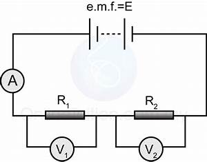 finding potential difference in a series circuit spm With potential change in a series circuit