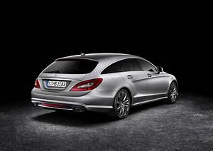 Cls 500 Shooting Brake : cls shooting brake edition 1 mercedes benz passion ~ Kayakingforconservation.com Haus und Dekorationen