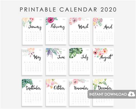 calendar printable desk calendar   wall