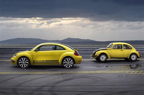 Volkswagen Beetle Gsr by 2014 Volkswagen Beetle Gsr Is Retro Schnell