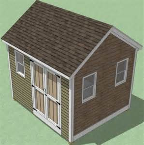 10x12 shed plans how to build guide step by step garden utility storage by shedplans4u