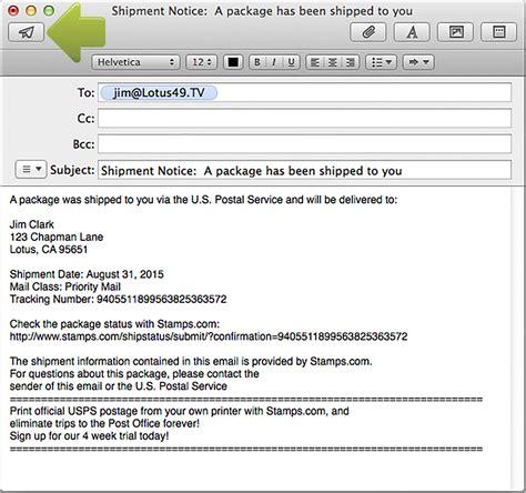 sample letter  inform change  email address offer