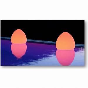 Lampe De Piscine : lampe piscine led rock ~ Premium-room.com Idées de Décoration
