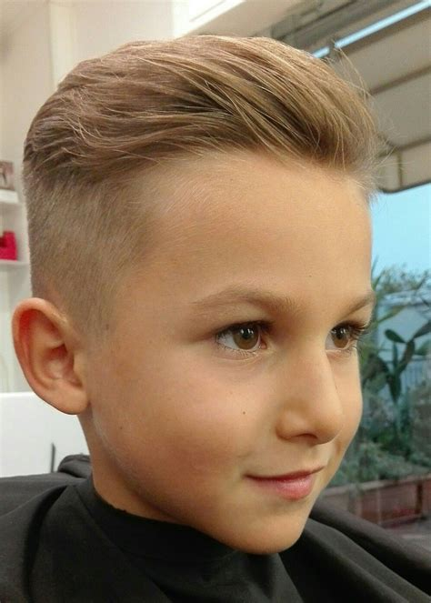 Cool Hairstyles Of Boys by Pin By Trish Rogers On Hair In 2019 Boy Hairstyles Boy