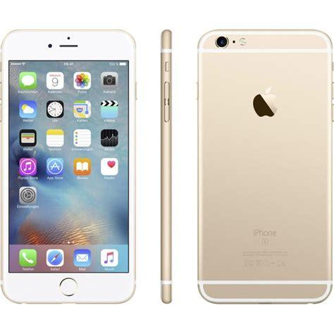 Apple iPhone 6S Plus 128 GB Gold from Conradcom