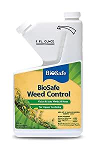 Amazon.com : BioSafe Weed Control Concentrate - 32 oz