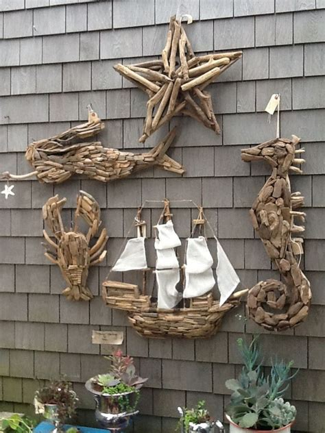 large sailboat wall decor driftwood wall decoration recycled things