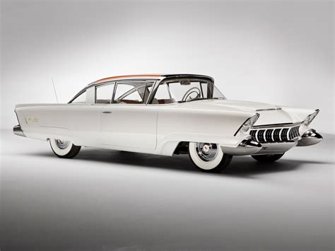 Mercury Monterey XM-800 Concept Car (1954) – Old Concept Cars
