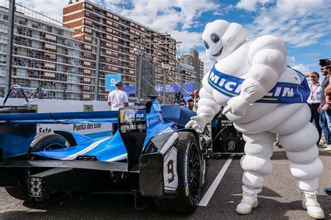 michelin si鑒e social michelin cinque anni elettrici formula e motorsport