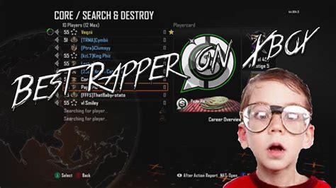 Best Rapper On Xbox Youtube
