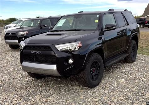 2019 Toyota 4runner Concept And Specifications 2018