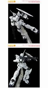 1/144 HGUC RX-0 Unicorn Gundam Destroy Mode & Unicorn Mode ...