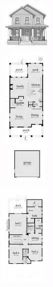 home plans for small lots best 25 narrow lot house plans ideas on narrow house plans small open floor house