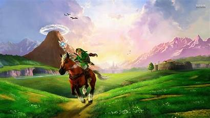 Zelda Wallpapers Legend Ocarina