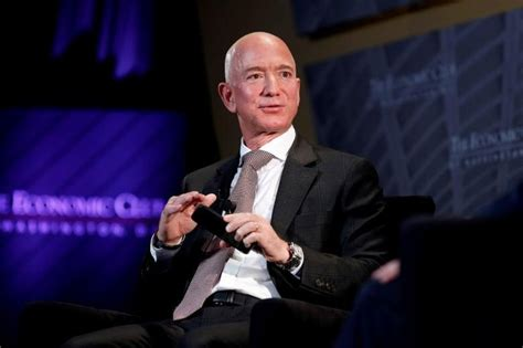 Jeff Bezos announces to step down as Amazon CEO - Business ...