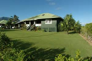 Hanalei Bay Beach Cottages