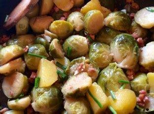 cuisiner le choux de bruxelle choux de bruxelles à la moutarde façon funambuline
