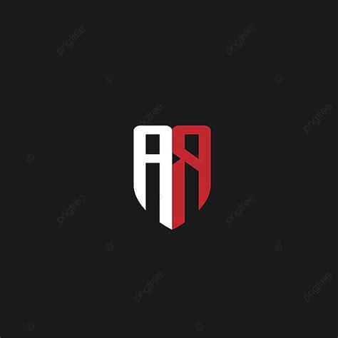 initial letter ar logo design template     pngtree