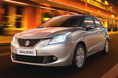 maruti suzuki baleno review specifications india price