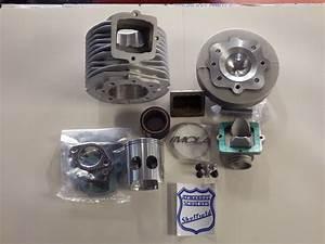 Lambretta Monza 225 Read Valve Kit