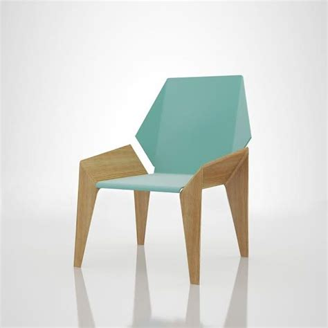 origami  seated furniture origami chairs