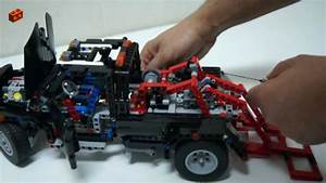 Lego Technic Pick Up : lego technic 9395 pick up tow truck review youtube ~ Jslefanu.com Haus und Dekorationen