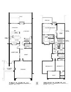 two story floor plan floor plan of two story townhouse in los gatos 2008